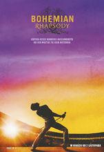 Plakat filmu Bohemian Rhapsody