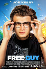 Plakat filmu Free Guy