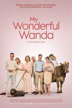 Plakat filmu Moja cudowna Wanda