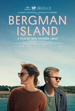 Plakat filmu Wyspa Bergmana