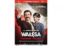 Plakat filmu Wałęsa. Człowiek z nadziei